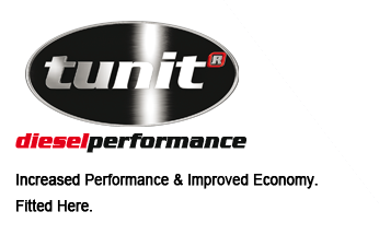 Tunit Diesel Performance Fitted Here