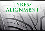 Tyres and alignment